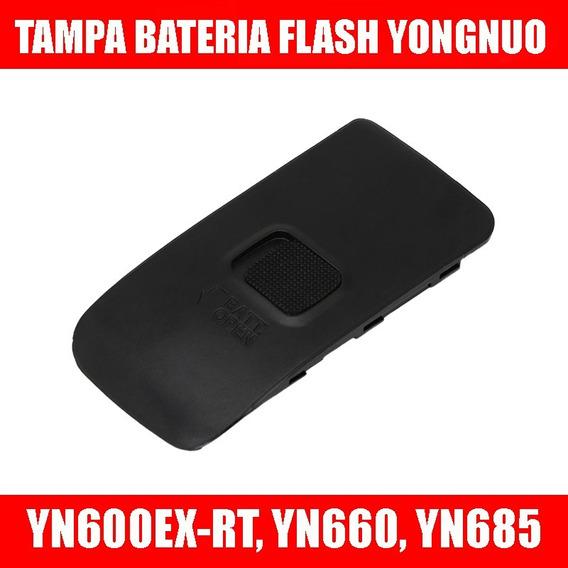 Tampa De Bateria Flash Yongnuo Yn600ex-rt, Yn660, Yn685