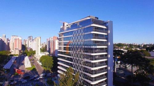 Imagem 1 de 30 de Conjunto À Venda, 205 M² Por R$ 2.927.000,00 - Barigui - Curitiba/pr - Cj0178