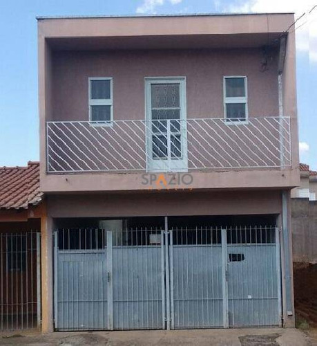 Imagem 1 de 17 de Casa Residencial À Venda, Jardim Novo Ii, Rio Claro. - Ca0081