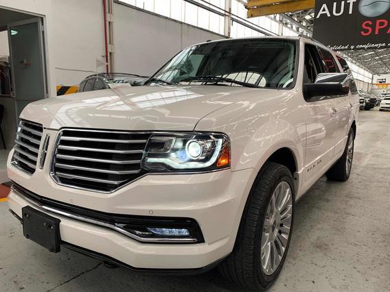 Lincoln Navigator 3.5 Reserve At 2016