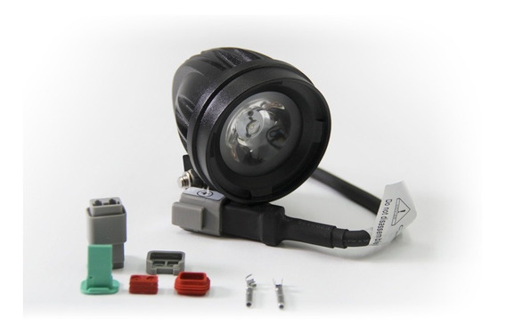 Exploradora Led Redonda 900 Lumens Mastech Fire Parts