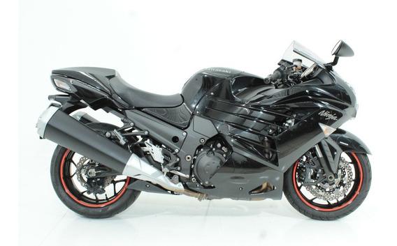 Kawasaki Ninja Zx-14r 2014 Preta