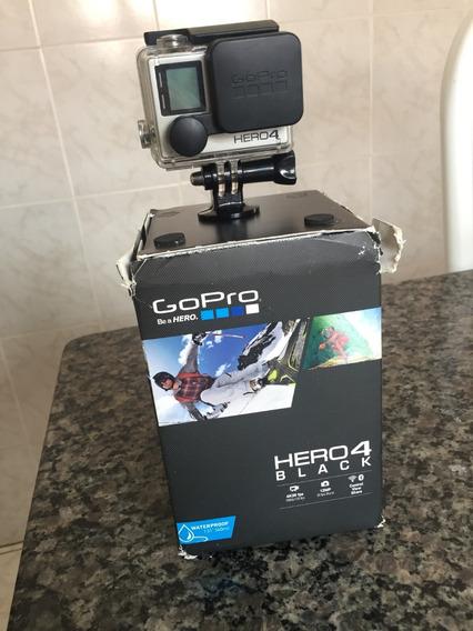 Gopro Hero 4 Black Edition + Acessorios