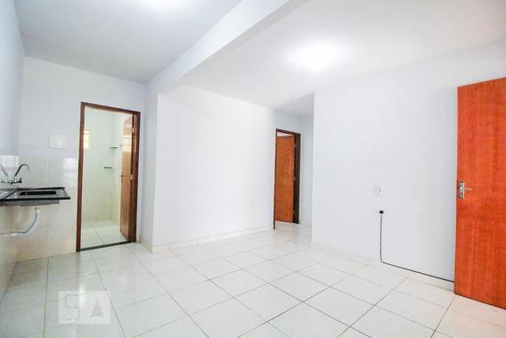 Apartamento Para Aluguel - Chácara Do Governador, 1 Quarto, 35 - 893017608