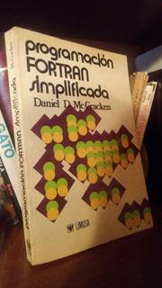 Programacion Fortran Simplificada