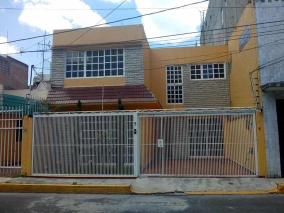 Se Vende Casa Bonita En Paseos De Churubusco