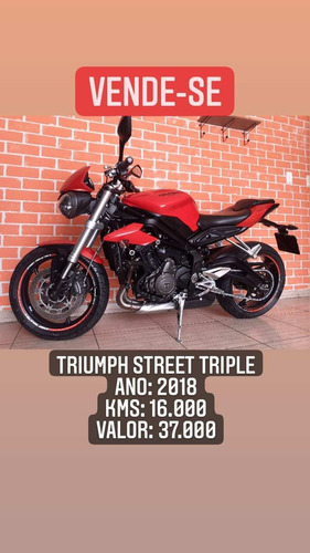 Truimph  765