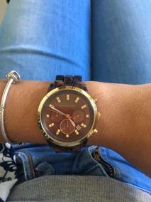 Relógio Michael Kors Tartarugado