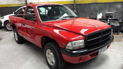 Dodge Dakota 2.5 Std 2p 1999