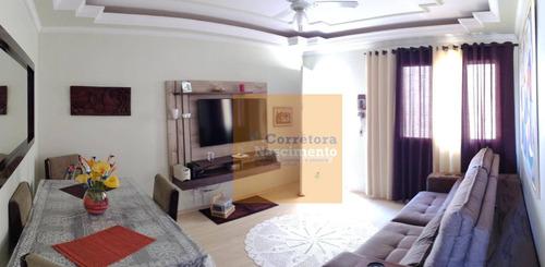 Imagem 1 de 13 de Apartamento Com 2 Dormitórios À Venda, 47 M² Por R$ 165.000,00 - Vila Machado - Jacareí/sp - Ap1289