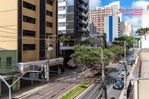 Apartamento À Venda, 89 M² Por R$ 320.000,00 - Centro - Curitiba/pr - Ap1545