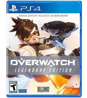 Overwatch Legendary Edition Ps4 Nuevo Sellado