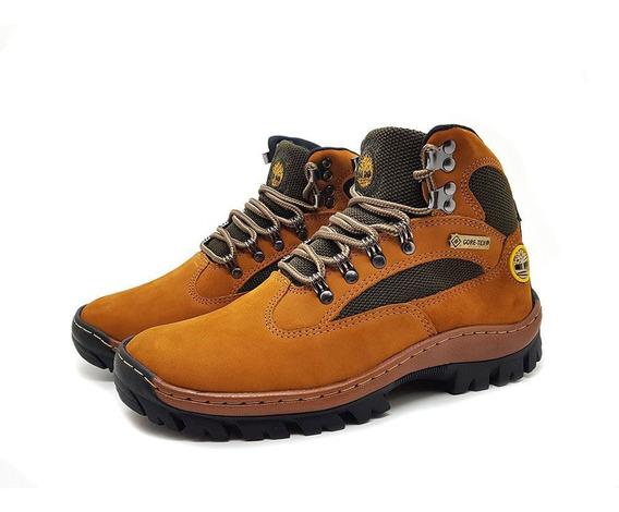Bota Timberland Masculina Yellow Boot Original Lançamento