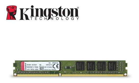 Memória Kingston 4gb Ddr3 1600mhz Kvr16ln11/4 P/pc - Novo