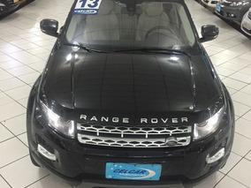 Range Rover Evoque 2.0 Prestige Tech 4wd 16v 2013