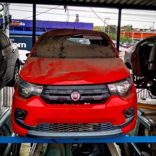Imagem 1 de 2 de Sucata Fiat Mobi Like 2018 Para Retirada De Peças