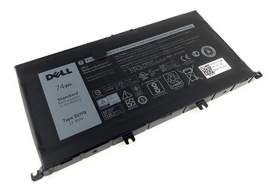 Bateria Dell Inspiron 15-7559 7566 15-7000 357f9 74wh