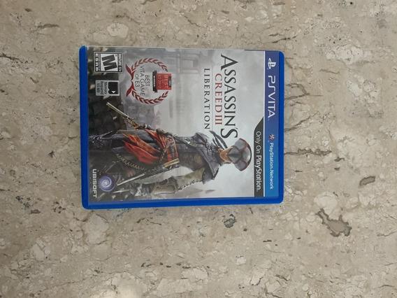 Assassin Creed Iii - Liberation Ps Vita