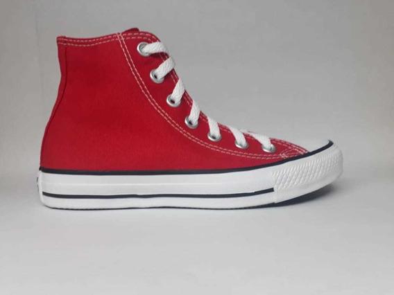 Tênis All Star Converse Vermelho Ref:ct00040004