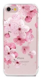 Funda Flores Para iPhone