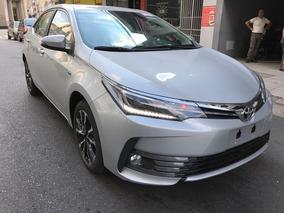 Nueva Linea Toyota Corolla Se-g Cvt Aut/sec 7 Vel 2017 0km