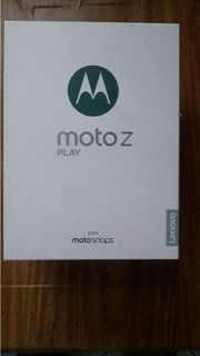 Smartphone Moto Z Play 32gb - Display Quebrado