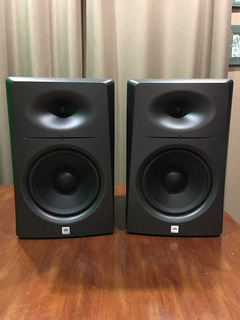 Parlantes Monitores Jbl Lsr 2300 Series Lsr2325p Powered St