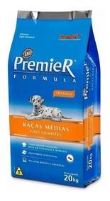 Ração Premier Pet Formula Cães Filhote Frango E Arroz 20 Kg