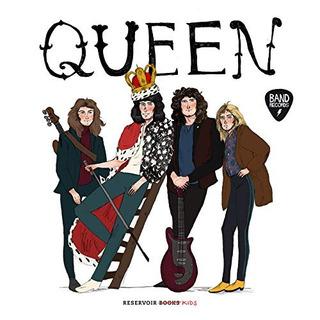 Queen (band Records 4) Soledad Romero Mariño; Laura Castell