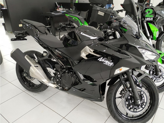 Ninja 400 - 2020 - Preta