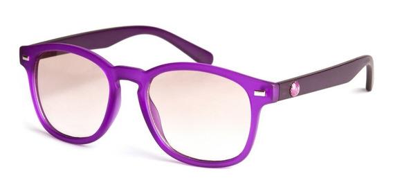 Anteojos Sol Lentes Infinit Three - Violet/violet.grd.fm