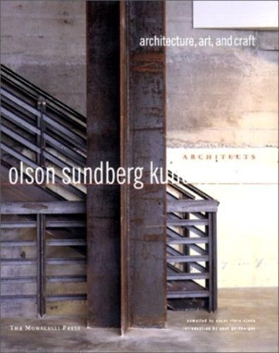 Olson Sundberg Kundig Allen Architects Paul Goldberger