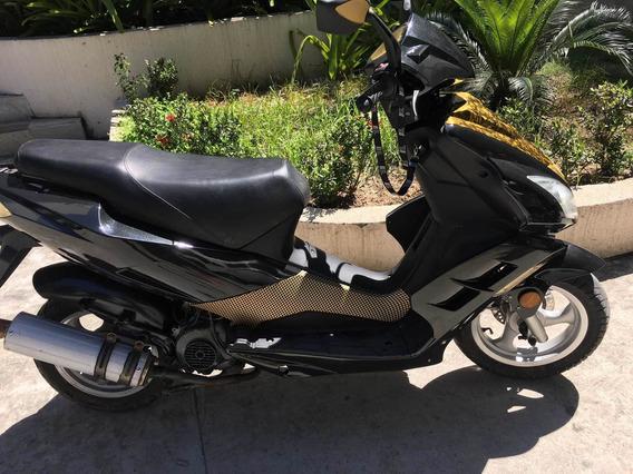 Scooter 50cc Zhongneng