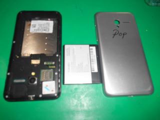 Celular Alcatel Pop 3 5 Polegadas Sucata