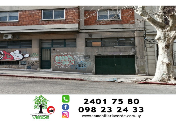 Inmobiliaria Verde, Oficina 2 Ambientes Local O Deposito