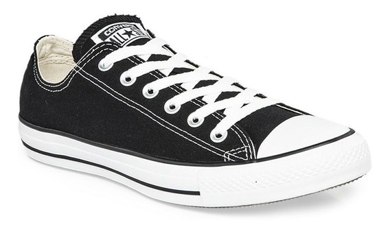 Zapatillas Converse C .taylor All Star Negras ( Unisex )