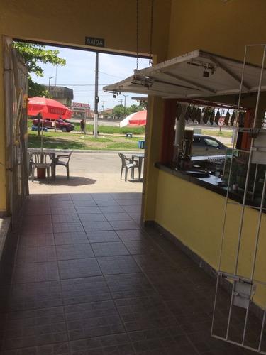 Ponto Comercial Lote Inteiro Em Itanhaém Bem Localizado