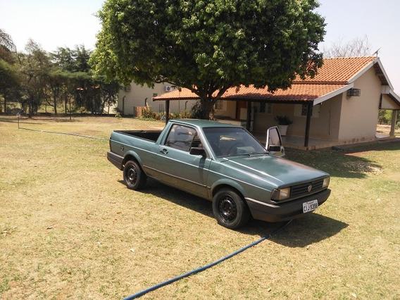 Volkswagen Saveiro 1989