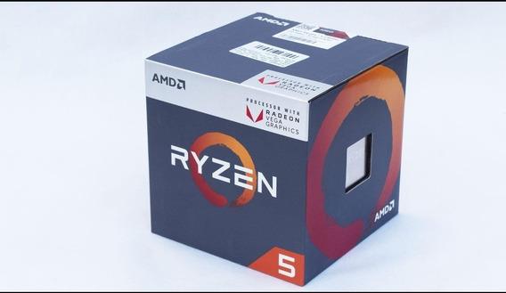 Processador Amd Ryzen 5 2400g3.60 Ghz