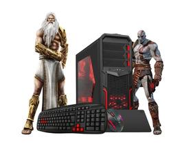 Pc Gamer Core I3 3.30ghz 8gb Gtx1050 Kit Gamer Frete Gratis