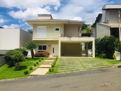 Casa Com 3 Dormitórios Para Alugar, 300 M² Por R$ 4.000/mês - Condomínio Residencial Água Verde - Atibaia/sp - Ca5480