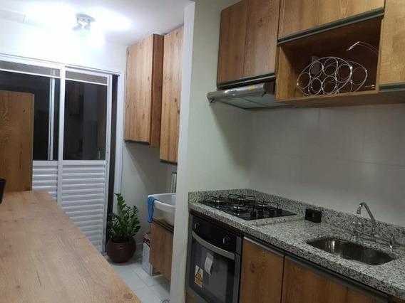 Apartamento Em Melville Empresarial Ii, Barueri/sp De 72m² 2 Quartos À Venda Por R$ 600.000,00 - Ap282054