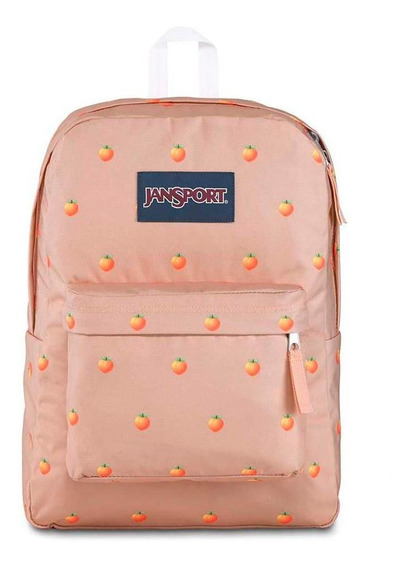 Mochila Jansport Superbreak Peachy Keen
