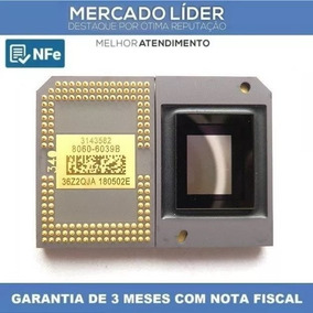 Dmd 8060-6039b P/ Projetor Benq Mp515 Mp515st Mp610 Mp612st