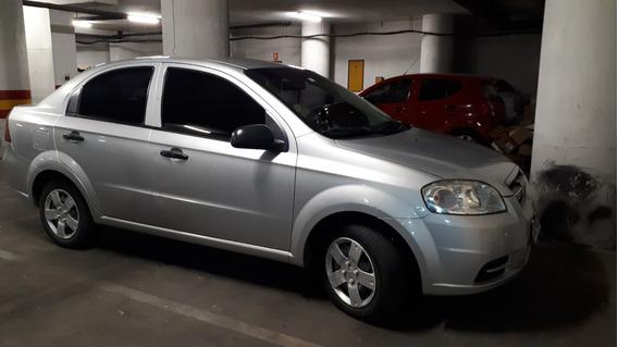 Chevrolet Aveo. 2010 Único Dueño, Muy Buen Estado