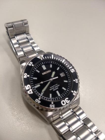 Relógio Seiko Kinetic 5m62-0a10