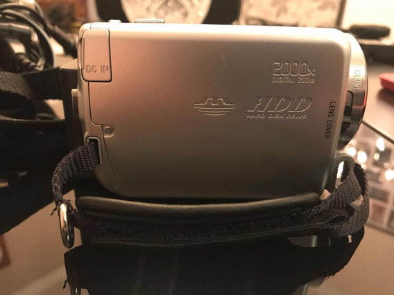 Filmadora Sony Handcam Dcr Sr88