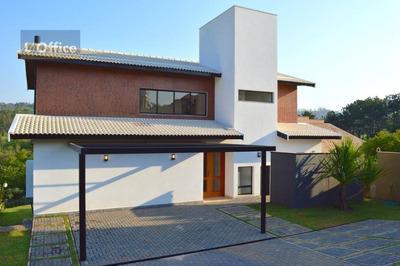 Casa Residencial Para Venda E Locação, Sousas, Campinas. - Ca0276