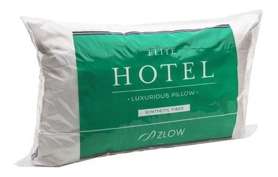 Almohada Elite Hotel Synthetic Fiber 70x40