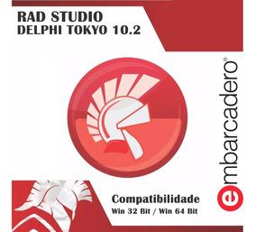 Rad Studio Delphi 10.2 Tokyo 6 Componentes
